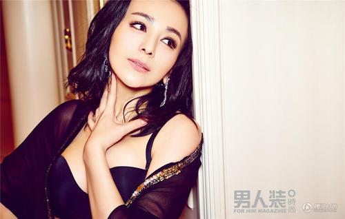 钟丽缇雪姨李冰冰性感PK 40+身材依旧火辣