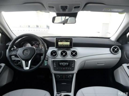 奔驰(进口) 奔驰GLA级(进口) 2015款 GLA 200
