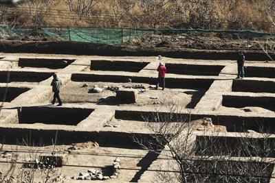 2014十大考古新发现出炉 故宫明清建筑基址落选