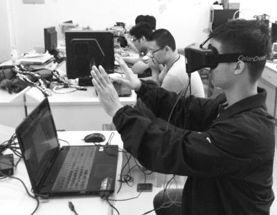 海大7名学子研发3D动画盼获资金支持