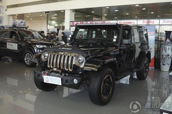 2014款 Jeep牧马人 3.6L AT龙腾典藏版