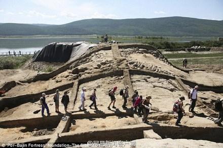 俄罗斯境内现神秘唐代古城 或为唐朝公主行宫