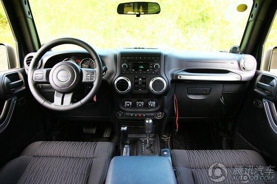 2011款 Jeep吉普牧马人 3.8 四门Rubicon 试驾实拍