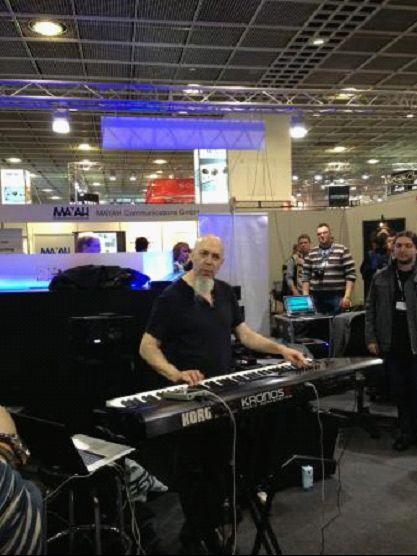 世界最大乐器展德国Musikmesse 智能钢琴将成新亮点