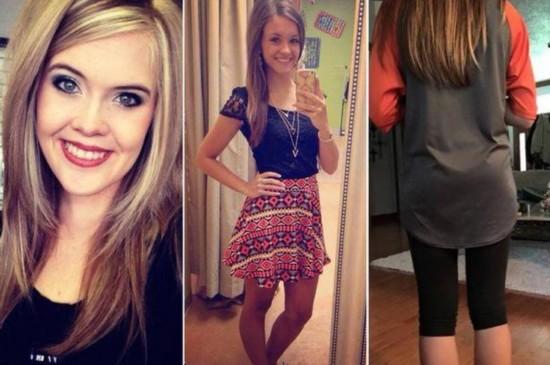 美国高中女生着学校裤遭紧身回家遣送引热议历史高中状元笔记图片