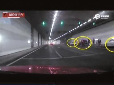 """豪车""""炫技""""视频曝光警方确认存飙车行为"""