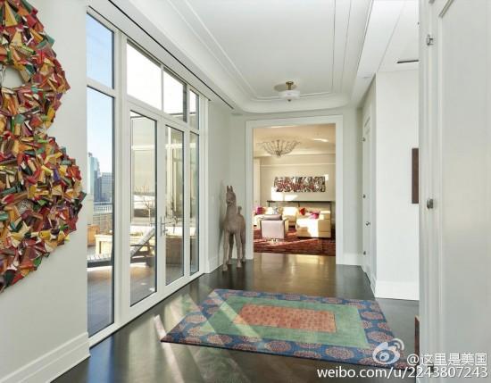 美国夫妇出售1千平米公寓