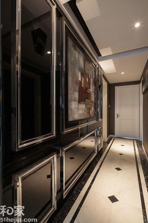 理想居家空间 时尚新古典风二居室