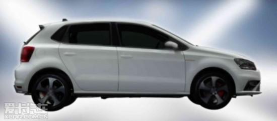新一代Polo GTI谍照曝光 预计年内上市