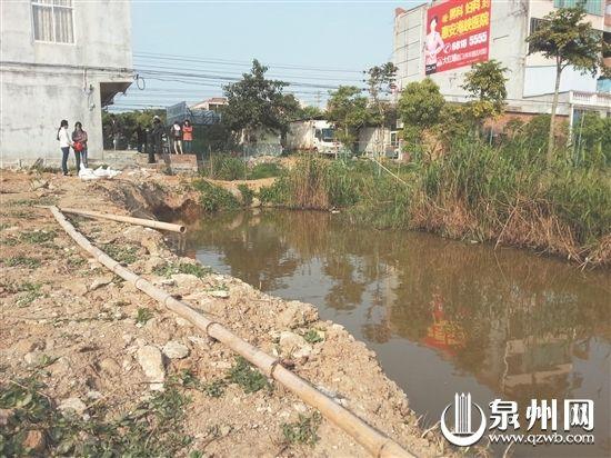 惠安东桥_惠安东桥镇六龄童溺亡水塘后 有人悄悄立警示牌?