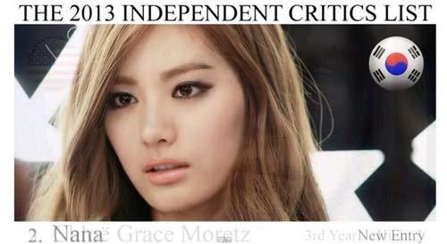 全球最美娜娜第一 外国人眼中的中国第一美女