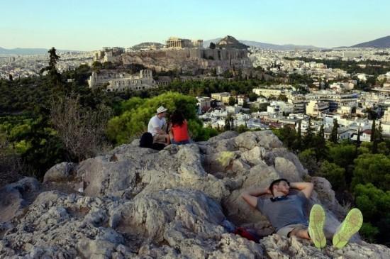 希腊首都 �C 雅典 - 学术教育的圣地。