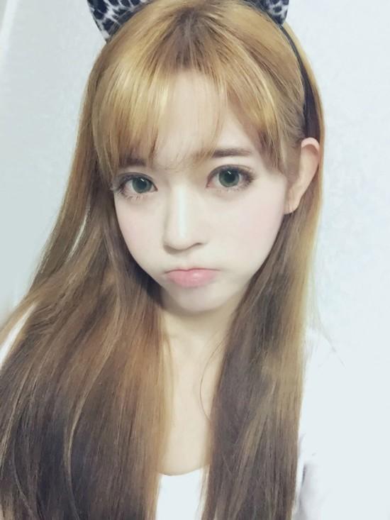 韩国女孩Yurisa颜值逆天 清新妩媚cosplay美照