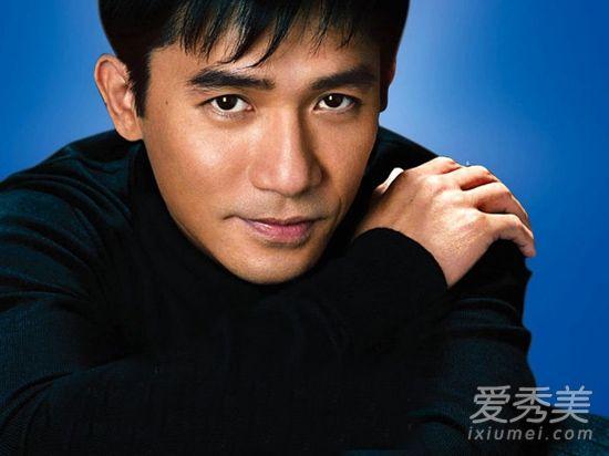 古天乐梁朝伟霍建华 娱乐圈10大最帅的男明星