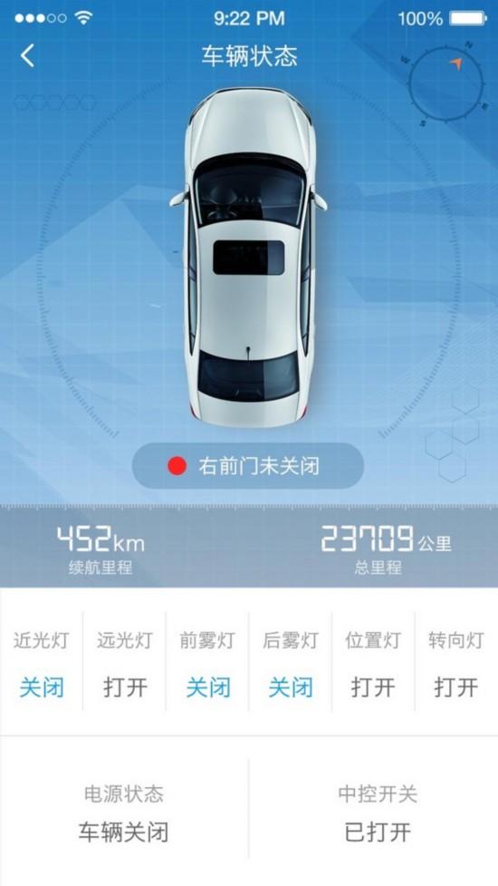 海马M6搭载moofun系统上海车展