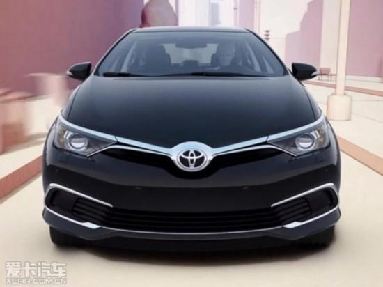 丰田全新卡罗拉混动消息 纽约车展发布