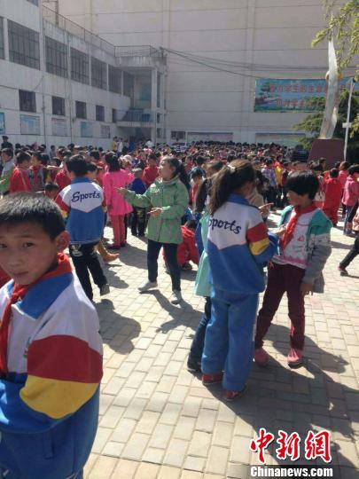 甘肅臨洮發生4.5級地震蘭州等周邊地區震感強烈
