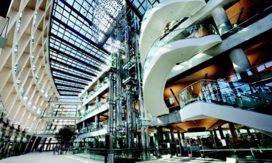 美国最壮观的11座图书馆 设计独到宏伟大气