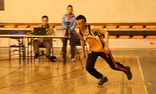 青海2015年普通高校体育类招生专业考试开考
