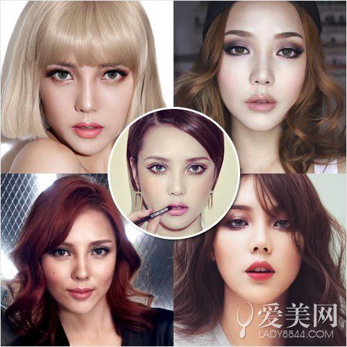 全韩国最会化妆的博主 编辑吐血呈献