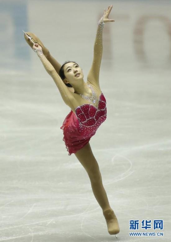 (体育)(1)花样滑冰――国际滑联花样滑冰团体杯赛况