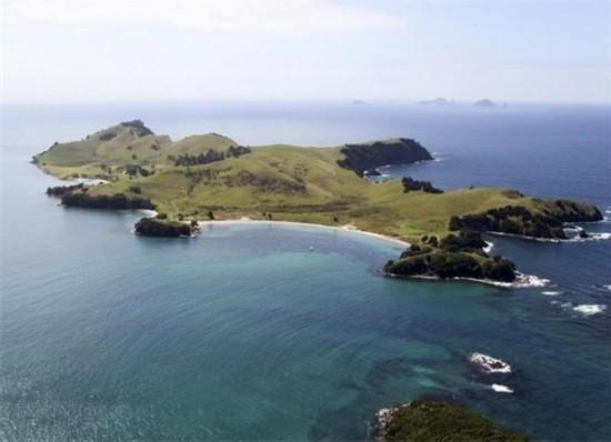 中国女土豪3000万购新西兰小岛送女儿