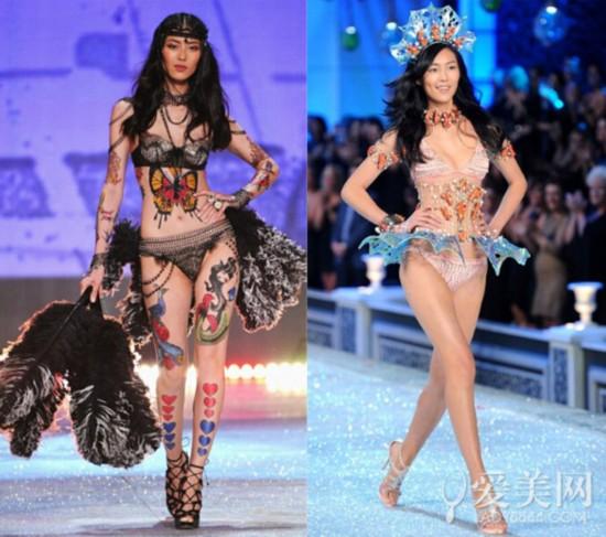 名模集体转战演艺圈 刘雯参加真人秀搭档崔始源