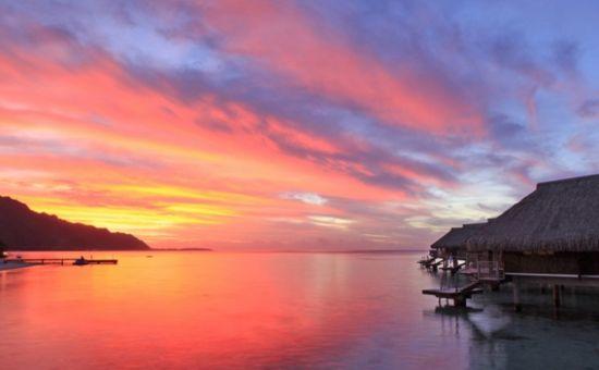 爱在南太平洋:12座最浪漫的秀丽海岛