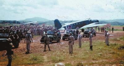 芷江受降纪念馆首次公布一批珍贵抗战历史照片