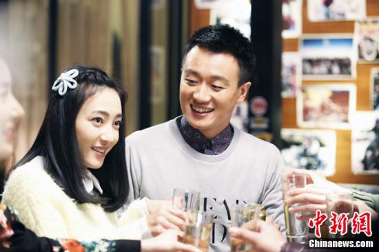 佟大为:演《想明白了再结婚》后能开个婚恋网站