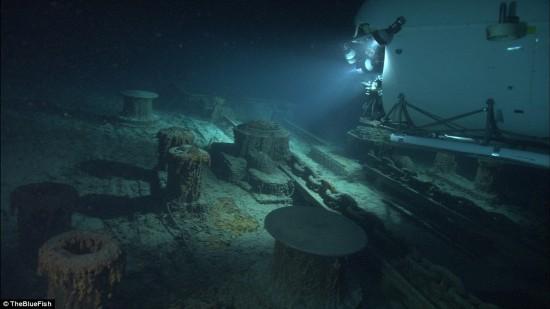 美豪华旅游公司再推泰坦尼克号海底勘探游