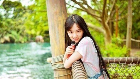 中国高校美女排行 最美校花看个够图
