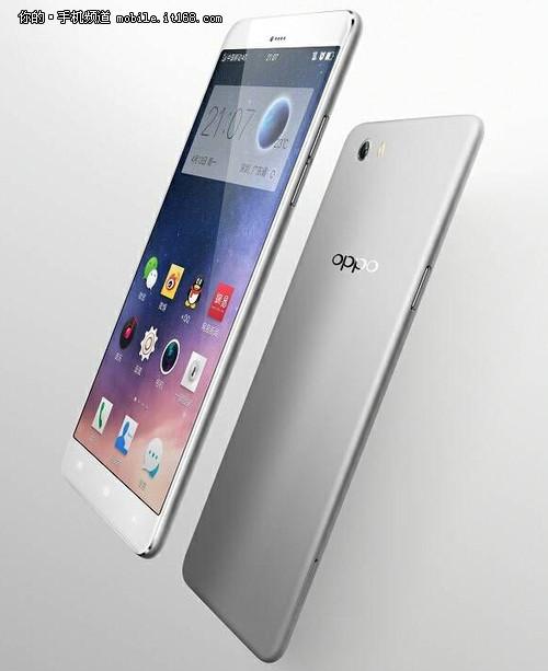 手机还能更薄 OPPO R7挑战全球最薄手机