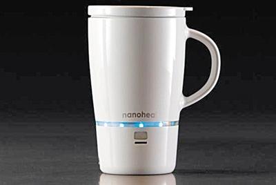 Nanoheat无线加热杯[图]