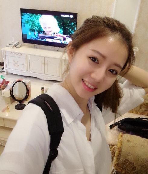 18岁湖南师大附中校花惊天颜值惹人醉(组图)
