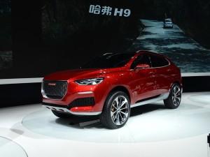 长城汽车 哈弗Concept R 2015款 基本型