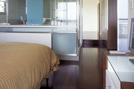 卧室客厅隔断装修效果图 实用!