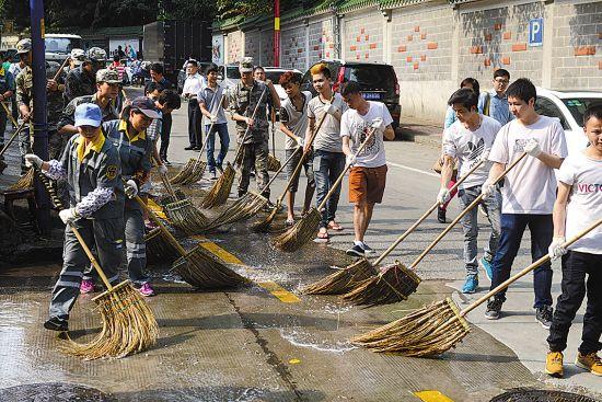 广州确诊登革热病例11例  爱卫日大扫除