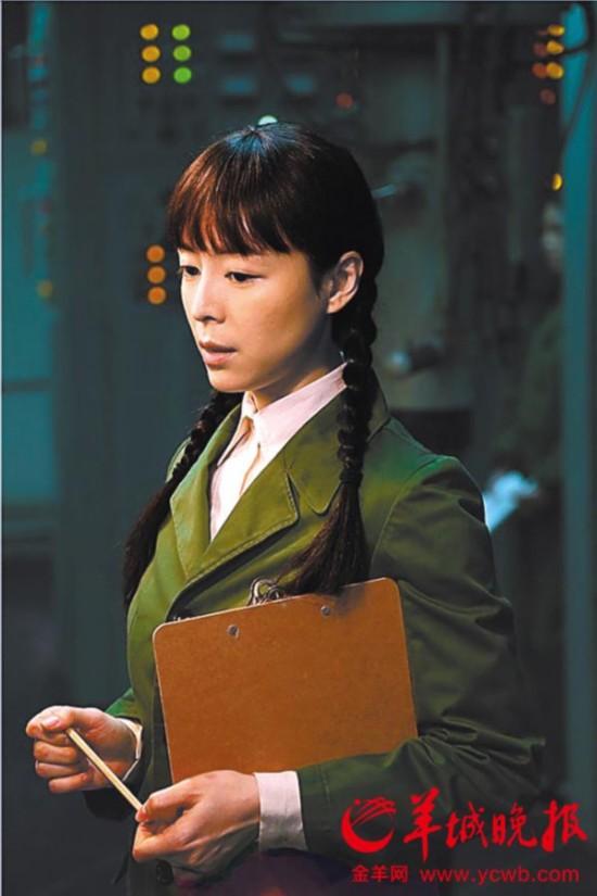 张静初扮演女主角叶文洁
