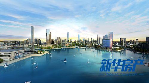 宁波城市新中心 东部新城未来土地价值几何