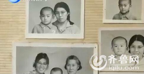 魏先生有从小到大和母亲的合影,但是并不能作为自己就是母亲儿子的证据。