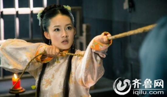 李沁《极品新娘》饰唐�W�W