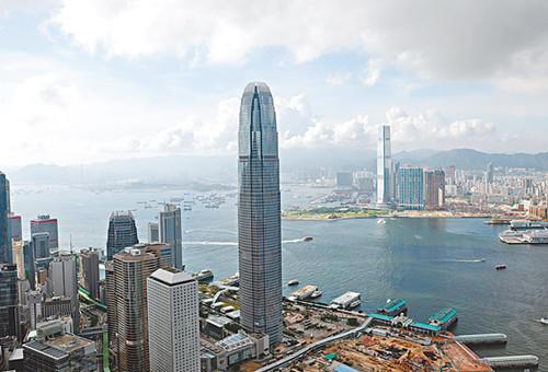 香港摩天写字楼租金蝉联全球冠军纽约排名第二