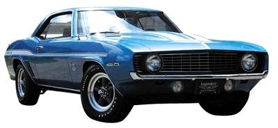 雪佛兰1969 yenko camaro《速2》高清图片