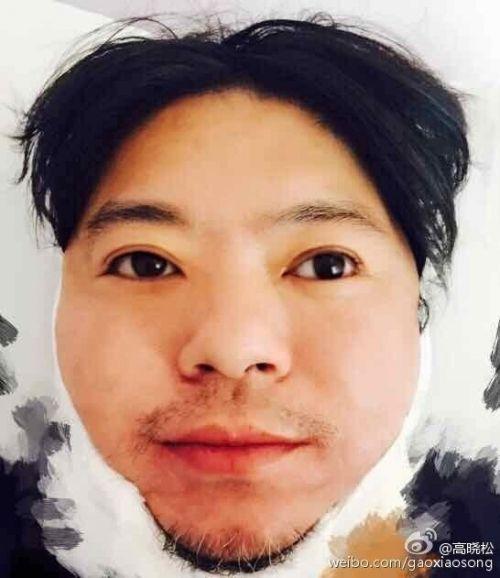 高曉鬆撞臉海豹 明星動物神撞臉范冰冰孫紅雷像什麼/圖