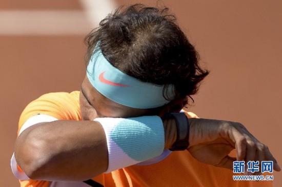 (体育)(3)网球――巴塞罗那公开赛:纳达尔出局