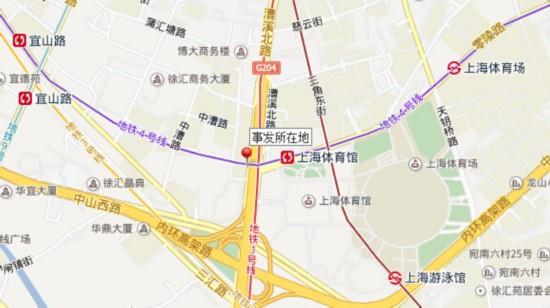 中国商飞上航公司总经理凌晨醉驾肇事 被警方调查