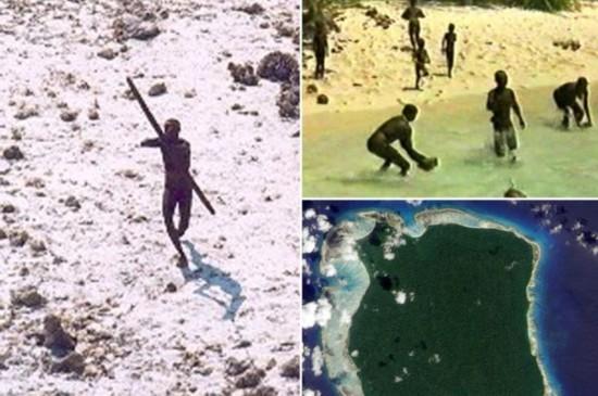 神秘部落小岛生活6万年 与世隔绝见外人就杀
