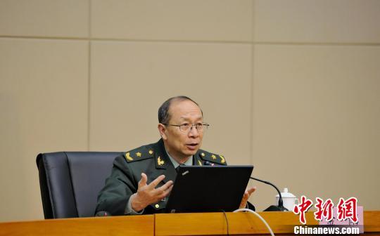 金一南少将谈中国梦:从民族救亡到民族复兴
