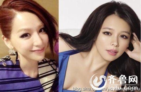 郑爽王宝强张根硕杨紫Angelababy 图揭娱乐圈撞脸王